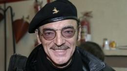 «Лежит вхороших условиях»: втеатре Ленсовета рассказали осостоянии Боярского