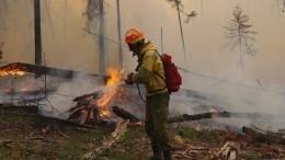 Ситуация накалена допредела: авиация вступила вборьбу слесными пожарами вЯкутии
