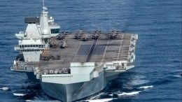 Миссия невыполнима: Наборту главного британского авианосца вспышка COVID