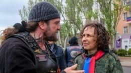 «Ночные волки» перенесли традиционное байк-шоу изСевастополя вДонецк