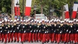 Как Франция празднует День взятия Бастилии