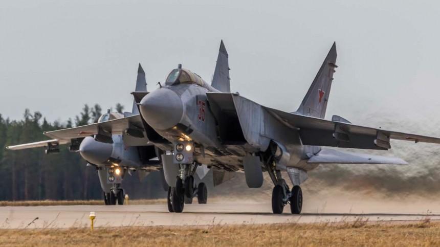 Скончался главный конструктор МиГ-31 Валерий Васильков