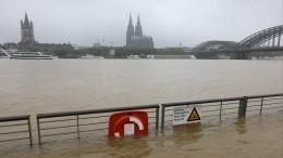 Жертвами масштабного наводнения вГермании стали уже 49 человек