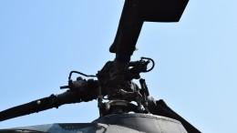 Прилетит вдруг волшебник: военный вертолет США сел наулицу вБухаресте— видео