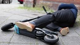 Выживший ваварии справнуком Тютчева оказался беглым мошенником