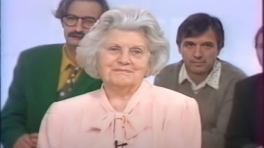 «Утешительный образ старости»: ушла изжизни мать Катрин Денев