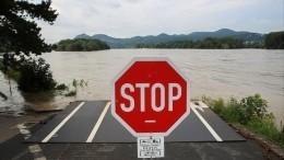Число жертв врезультате наводнения вГермании возросло до58 человек