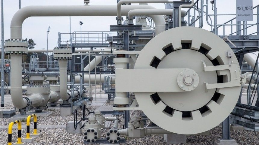 Меркель пообещала сохранить транзит газа через Украину после запуска «СП-2»