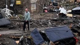 Режим военной катастрофы вводят вГермании из-за наводнений