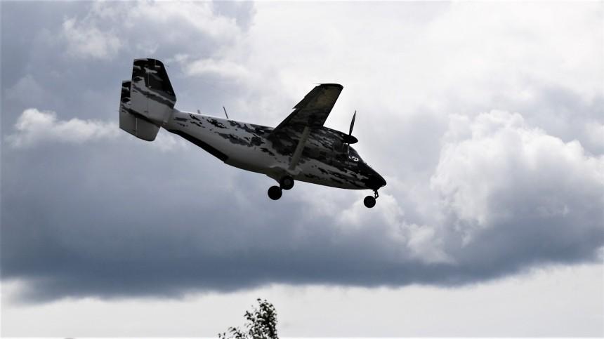 Ан-28 вероятно совершил аварийную посадку вТомской области сразу после взлета
