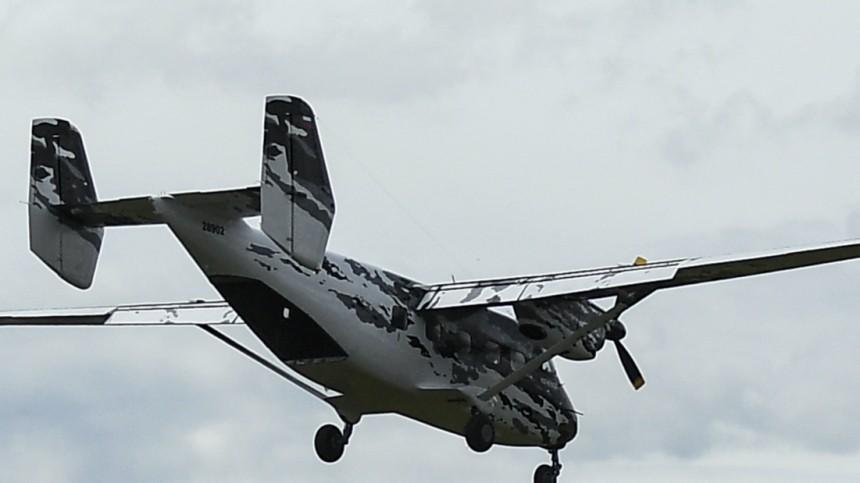 Список пассажиров рухнувшего вТомской области самолета Ан-28