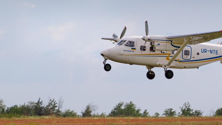 Стало известно осостоянии людей, выживших при жесткой посадке Ан-28, под Томском