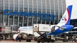 Пассажиропоток аэропорта Симферополь превысил три миллиона человек сначала года