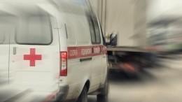 Скончался второй изтрех малышей, которых иномарка раскидала назебре вМоскве