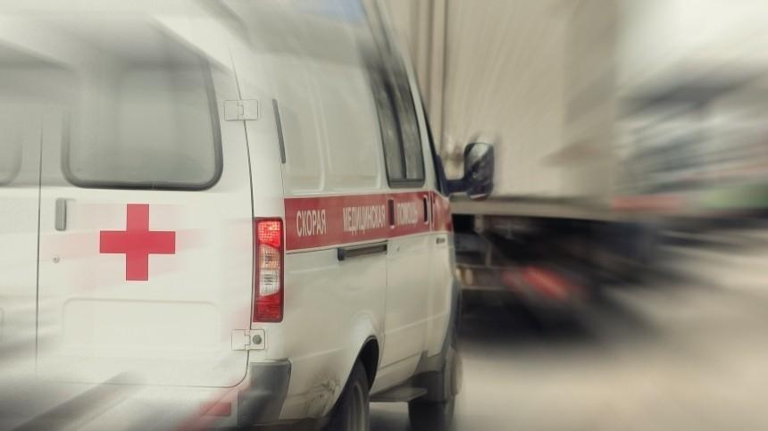 Скончался второй изтрех малышей, которых как кегли разбросали назебре вМоскве