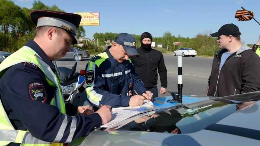 МВД разрабатывает план внедрения экспресс-тестов наалкоголь для водителей