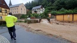 Число жертв наводнения вГермании достигло 156 человек