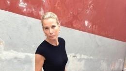 «Чтож мозоли такие?!»— нателе 47-летней Высоцкой нашли «большой» изъян