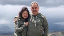 «Всегда хочется народину!»— дочь Шойгу вместе сотцом провела отпуск вТыве