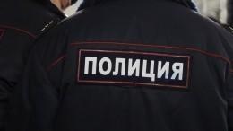 ВМВД раскрыли подробности задержания женщины наюге Москвы