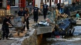 Как Германия переживает самое страшное наводнение века? —репортаж