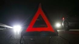 Автомобиль протаранил ограду храма Андрея Рублева вМоскве