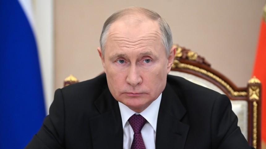 «Ждут тяжелые времена»: Украине предрекли крах после выхода статьи Путина
