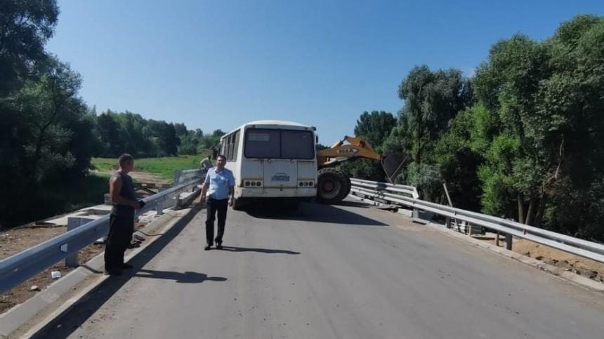 Семь человек пострадали вДТП спассажирским автобусом под Тулой