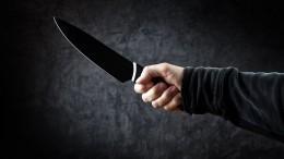 Все вкрови: наКубани зарезали отца четверых детей