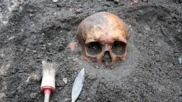 Человеческие останки обнаружили возере Новгородской области
