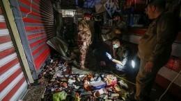 Мощный взрыв прогремел встолице Ирака