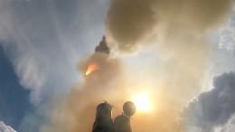Испытания новейшей ракетной системы С-500 прошли наполигоне Капустин Яр