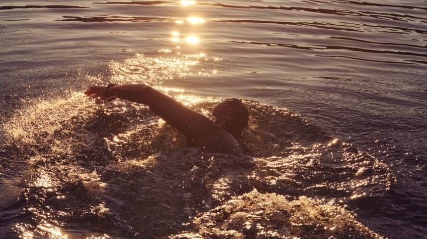 Опасный заплыв принес жителю Петербурга звание рекордсмена России