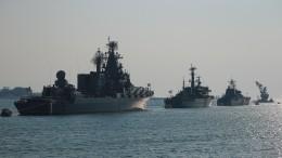 Киев опасается превращения Черного моря во«внутреннее озеро РФ»