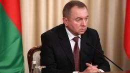ВМИД Белоруссии заявили, что изреспублики хотят сделать вторую Украину