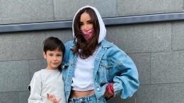 «Офигивает, какая унего мамка»: Как сын Айзы отреагировал наееинтимные фото?