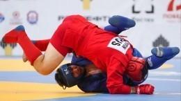 Российские самбисты готовятся вближайшее время попасть на«олимпийские ковры»