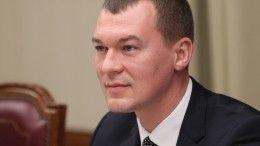 Эксперты подвели итоги работы Михаила Дегтярева напосту главы Хабаровского края