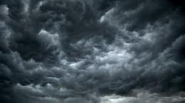 Мощный ураган повалил башенный кран вТольятти