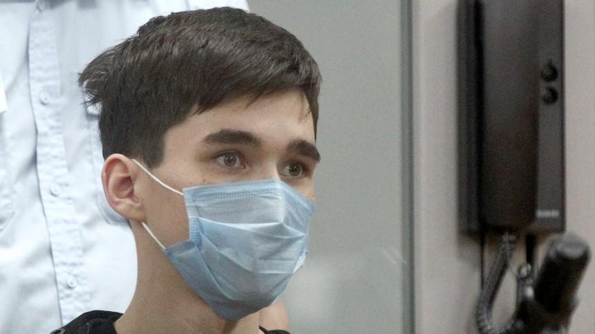 Подозреваемого встрельбе вказанской школе Галявиева признали невменяемым