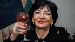 Самая известная певица Грузии Нани Брегвадзе рассказала освоей судьбе иславе