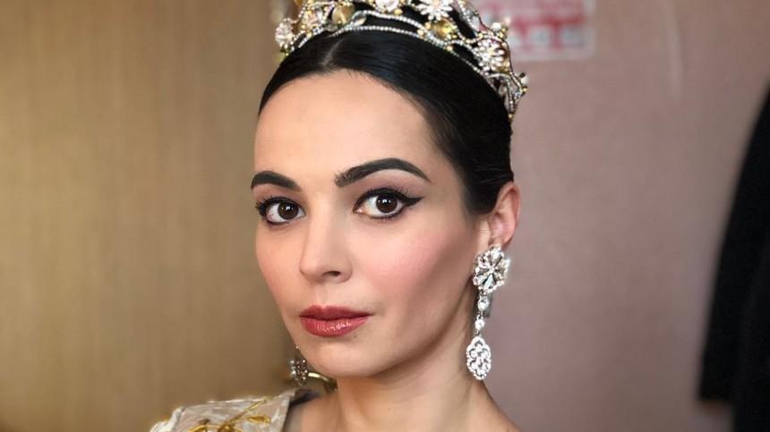 Узвезды Мариинского театра Дианы Вишневой умер отец