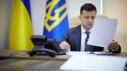 Зеленский подписал закон окоренных народах Украины
