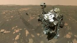 Марсоход НАСА приступил кпоискам признаков жизни наМарсе