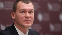 Эксперты оценили работу Дегтярева вобласти жилищного строительства иэнергетики