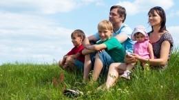 Кузнецова предложила новому созыву Госдумы принять закон омногодетных семьях