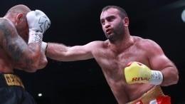 Мурат Гассиев нокаутировал Михаэля Валлиша изавоевал титул WBA Asia