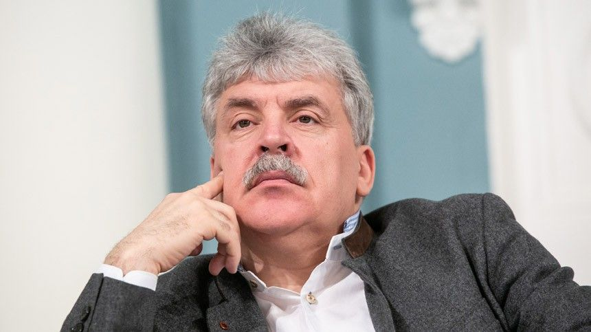 Бывшая жена Грудинина попросила Памфилову недать ему стать депутатом Госдумы
