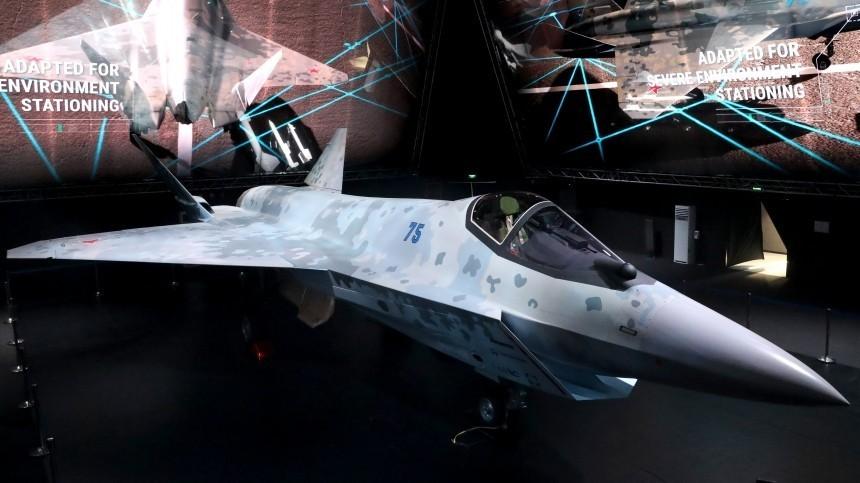 Разведка США дала необычное имя новому российскому истребителю