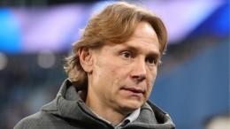Новым главным тренером сборной России пофутболу стал Валерий Карпин
